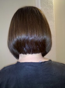 After Keratin Treatment